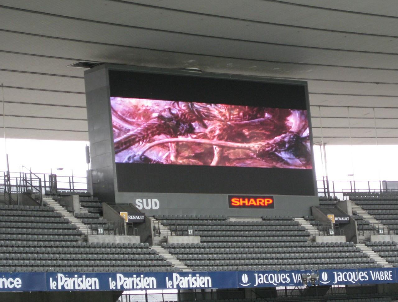 Debrief Gamesday 2008 Stade